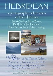 'Hebridean',   13th October - 8th December 2012, Joe Cornish Galleries, Northallerton